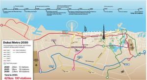 Metroen - inkl. planlægning til 2030