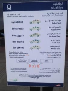 Bestil en taxa via sms