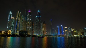 Dhow Cruise Dinner - Marina Skyline