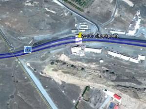 Visa-run, andet checkpoint